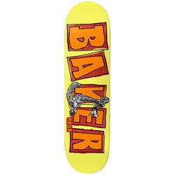 Baker Nuge Brand Name Flash 8.0 Skateboard Deck