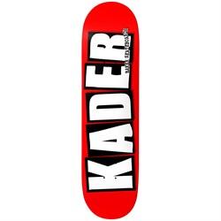 Baker Kader Brand Name ORG B2 8.5 Skateboard Deck