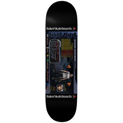Baker Steamer Player Select 8.25 Skateboard Deck