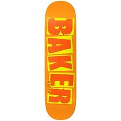 Baker Kader Logo 8.5 Skateboard Deck