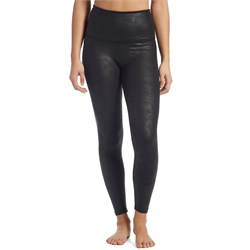 Beyond Yoga Luxe Leatherette High-Waisted Midi Leggings - Women's
