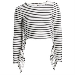 Amuse Society Shea Striped Surf Top - Women's