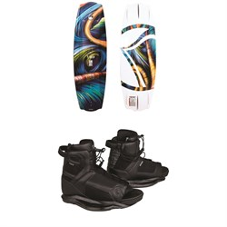 Liquid Force Trip Wakeboard ​+ Ronix Divide Wakeboard Bindings