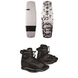 Ronix Parks Modello Wakeboard ​+ Divide Wake Bindings