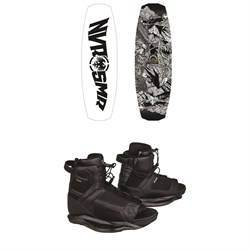 Never Summer Mind Bender Wakeboard ​+ Ronix Divide Wakeboard Bindings