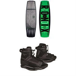 Ronix One Timebomb Wakeboard ​+ Ronix Divide Wakeboard Bindings