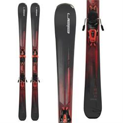 Elan Delight Supreme Power Shift Skis + ELW 10 GW Bindings - Women's