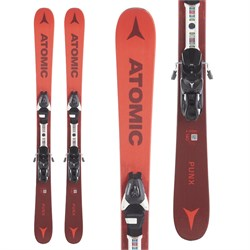 Atomic Punx Jr Skis ​+ L7 Bindings - Boys'