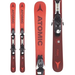 Atomic Punx Jr Skis ​+ C5 Bindings - Little Boys'
