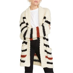 Volcom The Big Cozy Cardigan Sweater - Women's