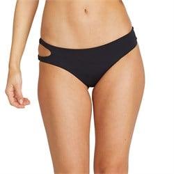 Volcom Simply Seamless Classic Bikini Bottoms - Women's