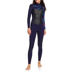 Roxy 3/2mm Syncro+ Chest Zip LFS Wetsuit - Women's
