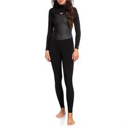 Roxy 4/3mm Syncro Back Zip GBS Wetsuit - Women's