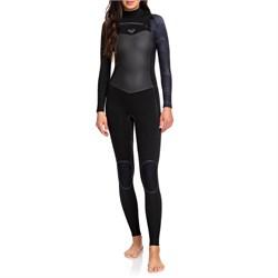 Roxy 4/3 Syncro Chest Zip LFS Wetsuit - Women's