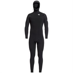 Quiksilver 5/4/3 Syncro Chest Zip GBS Hooded Wetsuit