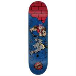 Santa Cruz TMNT Bebop and Rocksteady 8.125 Skateboard Deck