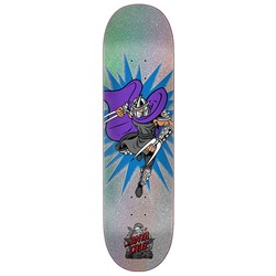 Santa Cruz TMNT Shredder 8.0 Skateboard Deck