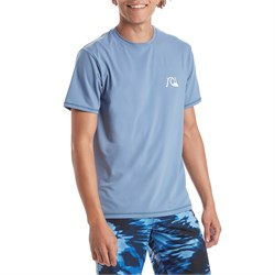 Quiksilver Bubble Logo Short Sleeve Surf Tee