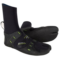 O'Neill 3mm Mutant Split Toe Wetsuit Boots