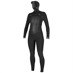 O'Neill 5.5​/4​+ Psycho Tech Chest Zip Hooded Wetsuit - Women's