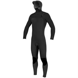 O'Neill 4/3+ Hyperfreak Chest Zip Hooded Wetsuit