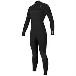O'Neill 4/3+ Hyperfreak Chest Zip Wetsuit - Women's
