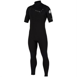 Rip Curl 2​/2 Aggrolite Short Sleeve Chest Zip Springsuit