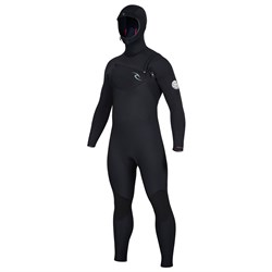 Rip Curl 5​/4 Dawn Patrol Chest Zip Hooded Wetsuit