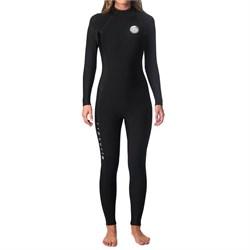 Rip Curl 4/3 Dawn Patrol Back Zip Wetsuit - Women's