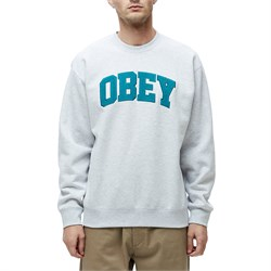 Obey Clothing Uni Crew Sweatshirt