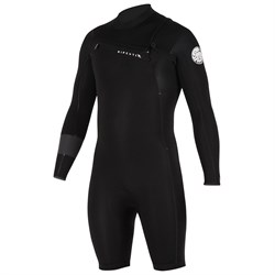 Rip Curl 2​/2 Aggrolite Long Sleeve Chest Zip Spring Suit