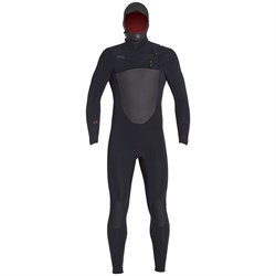 XCEL 4/3 Drylock Hooded Wetsuit