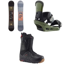 71377d9aa Rome Snowboard Packages
