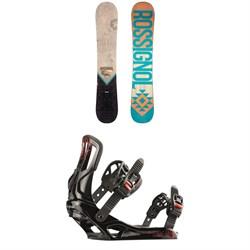 Rossignol Templar Snowboard + Rossignol Battle Snowboard Bindings 2019