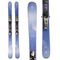 Blizzard Black Pearl Skis ​+ Look NX 12 Demo Bindings - Women's  - Used