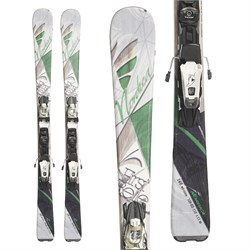 Nordica First Belle Skis ​+ N ADV P.R. EVO Bindings - Women's  - Used