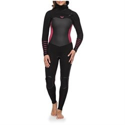 Roxy 5​/4​/3 Syncro​+ Chest Zip Hooded Wetsuit - Women's