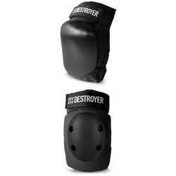 Destroyer P Series Skateboard Knee Pads ​+ Destroyer The Elbow Pads