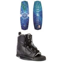 Liquid Force Trip Wakeboard ​+ Liquid Force Index Wakeboard Bindings