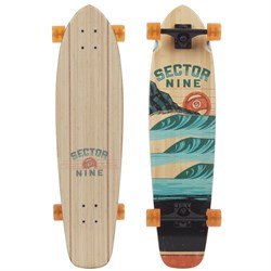 Sector 9 Stacked Strand Longboard Complete