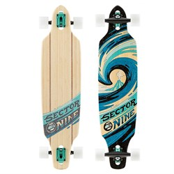 Sector 9 Slab Mini Lookout Longboard Complete