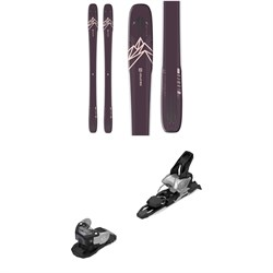 Salomon QST Lumen 99 Skis - Women's ​+ Warden MNC 11 Ski Bindings 2020