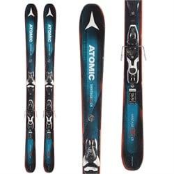 Atomic Vantage 90 CTI Skis + Mercury 11 Bindings  - Used