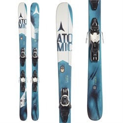 Atomic Vantage X 83 CTI Skis ​+ Lithium 10 Bindings  - Used