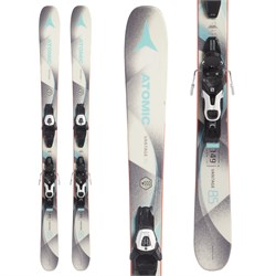 Atomic Vantage 85 Skis ​+ Lithium 10 Bindings  - Used