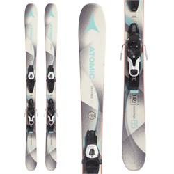 Atomic Vantage 85 Skis + Lithium 10 Bindings  - Used