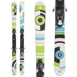 Dynastar Serial Skis + Atomic XTE Bindings  - Used