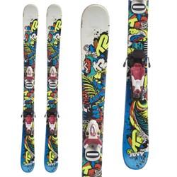 K2 Juvy Skis + Roxy 4.5 Bindings - Little Kids'  - Used