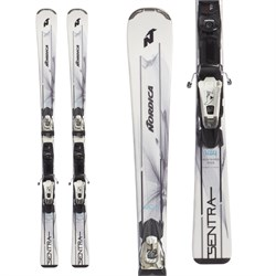 Nordica Sentra 4 Skis ​+ N ADV P.R. EVO Bindings - Women's  - Used