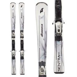 Nordica Sentra 4 Skis + N ADV P.R. EVO Bindings - Women's  - Used